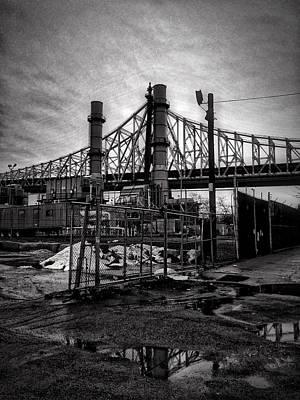 Bridge 2 Print by H James Hoff