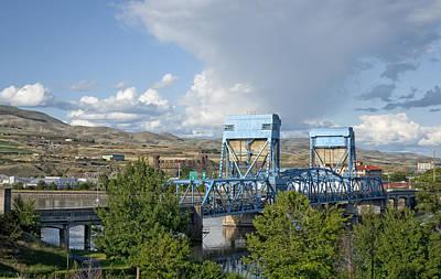 Bridge To Lewiston Print by Mountain Dreams