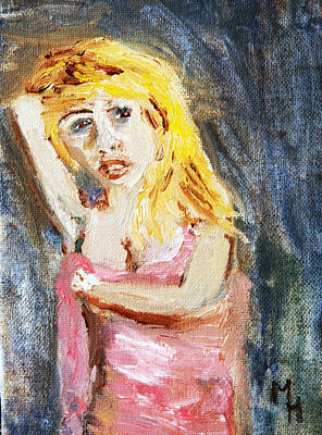 Bridgitte Bardot Original by Michael Helfen