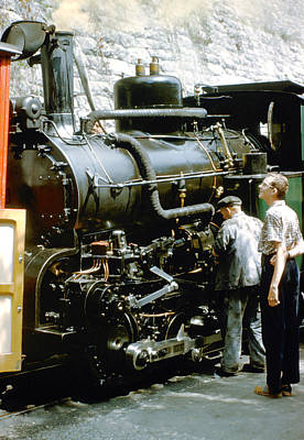 Brienzer Rothorn Bahn Original by Jan Faul