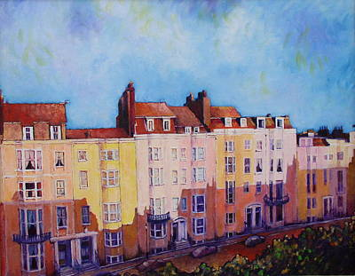 Brighton Beach Print by Herschel Pollard
