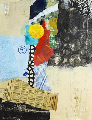 Avant Garde Mixed Media - Bristol by Elena Nosyreva