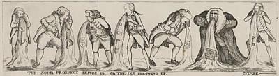 Chatham Painting - British Cartoon, 1789 by Granger