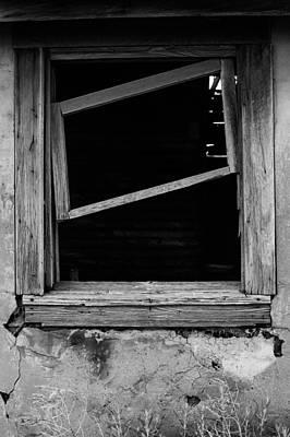 Broken Photograph - Broken Frame by Nathan Hillis