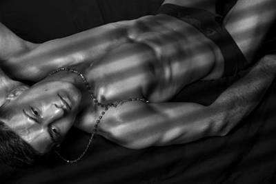 Eroticism Photograph - Dream Strips  by Mark Ashkenazi