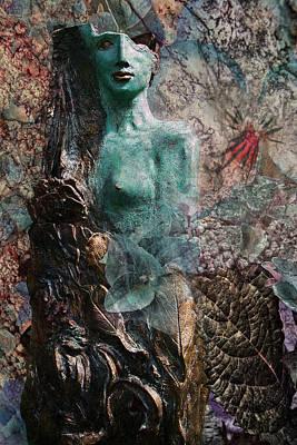 Allegory Photograph - Broken Identity by Joachim G Pinkawa