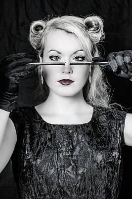 Squint Photograph - Broken by Joana Kruse
