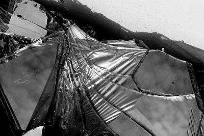 Rihanna Photograph - Broken by Murray Symphorien