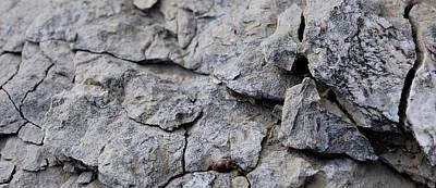 Broken Photograph - Broken Stones Texture by Gina Dsgn