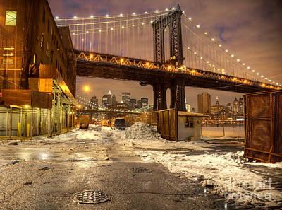 Brooklyn Print by Denis Tangney Jr