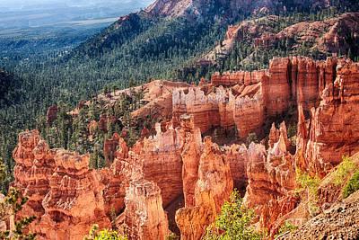 Southwest Art Photograph - Bryce Canyon Utah Views 24 by James BO  Insogna