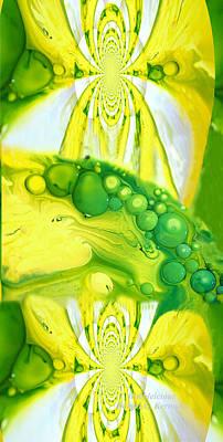 Huge Assemblage Photograph - Bubbleicious by Robert Kernodle