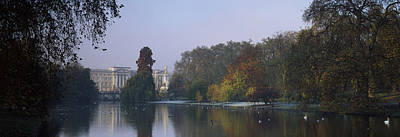 Buckingham Palace Photograph - Buckingham Palace, City Of Westminster by Panoramic Images