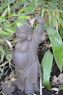 Siddharta Photograph - Budai by Sonali Gangane