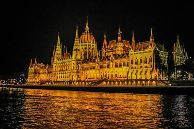 Budapest Parliament Original by Chris Smith