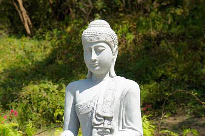 Buddha Print by Aged Pixel