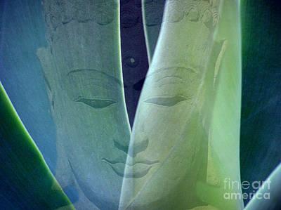 Yogananda Photograph - Buddha Empowerment by Valerie Freeman