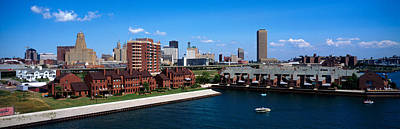 Buffalo Ny Print by Panoramic Images
