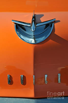 Transportation Photograph - 1956 Buick Special by George Atsametakis