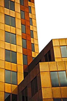 Building Blocks Print by Karol Livote