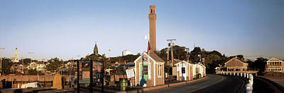 Provincetown Photograph - Buildings In A City, Provincetown, Cape by Panoramic Images
