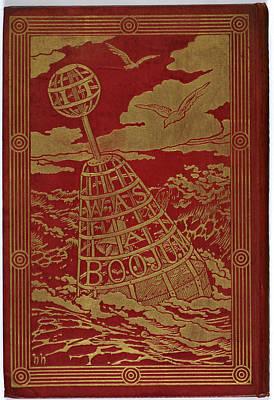 Bizarre Photograph - Buoy At Sea by British Library