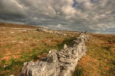 Burren Walls Original by John Quinn
