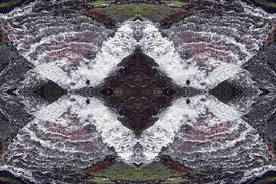 Butterfly Effect Print by Dawn J Benko