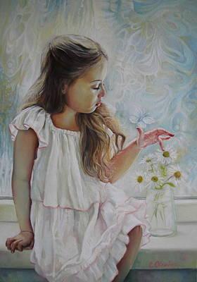 Butterfly Original by Elena Oleniuc