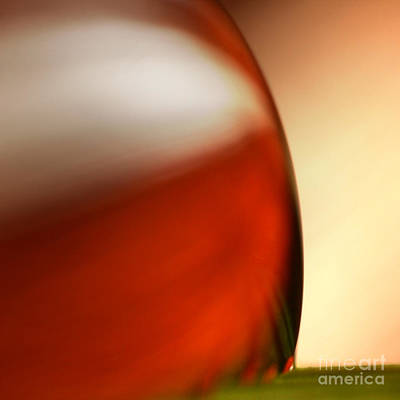 Abstract Photograph - C Ribet Orbscape 1102 by C Ribet