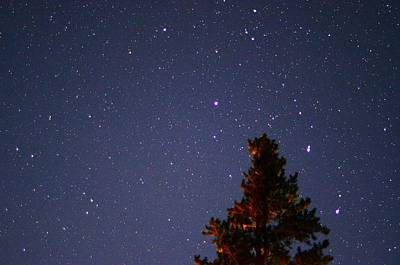 Galaxies Photograph - C7 by Thomas Medaris
