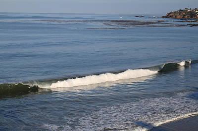 Ca Beach - 121271 Print by DC Photographer