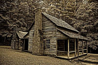 Cabin Wall Photograph - Cabin In The Woods by Movie Poster Prints