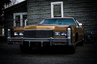 Photograph - Caddy  by Off The Beaten Path Photography - Andrew Alexander