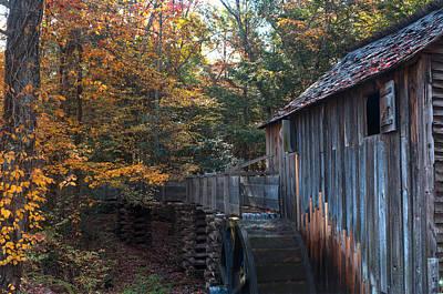 Cades Cove Mill Original by Steve Gadomski