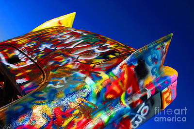 Amarillo Texas Photograph - Cadillac Ranch 1 by Bob Christopher