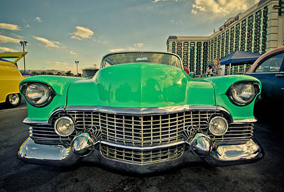 Cadillac Style  Print by Merrick Imagery