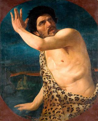 Cain Painting - Cain by Martin Leon Boneo