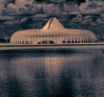 Calatrava 5 Print by Gordon Engebretson