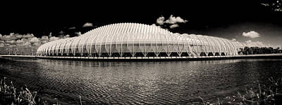 Calatrava 6 Print by Gordon Engebretson
