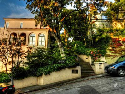 Street Photograph - California - San Francisco 005 by Lance Vaughn