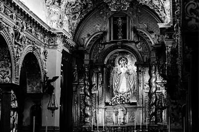 Black And White Photograph - Call Of God Bw by Andrea Mazzocchetti