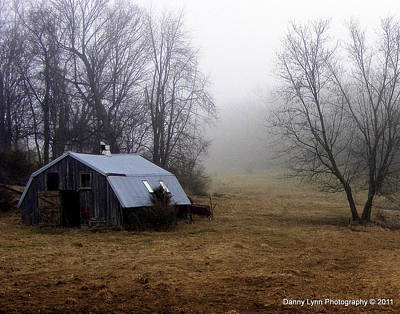 Photograph - Calm by Dan  Dickerson