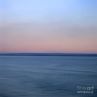 Outlook Photograph - Calm Sea by Bernard Jaubert