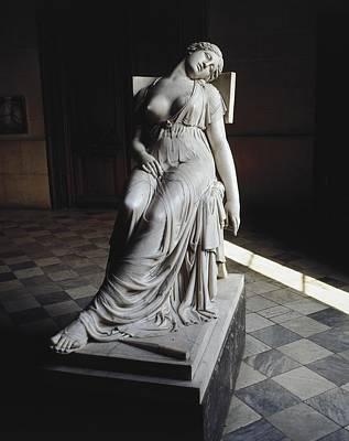 Damian Photograph - Campeny, Dami�n 1771-1855. Lucretia by Everett