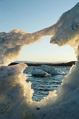 Canada, Nunavut, Territory, View Print by Paul Souders
