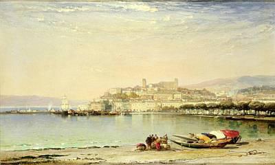 Cannes, 1897 Print by Arthur Joseph Meadows