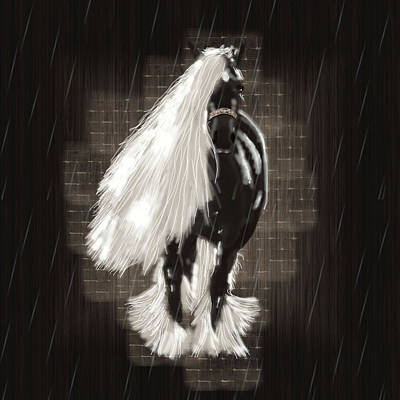Can't Stand The Rain Original by Graphicsite Luzern