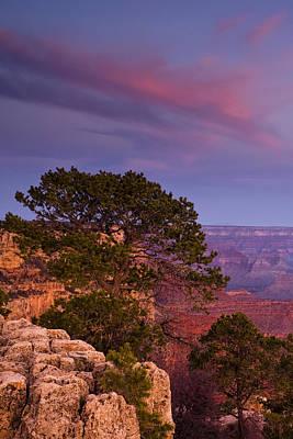 Canyon Photograph - Canyon Morning by Andrew Soundarajan
