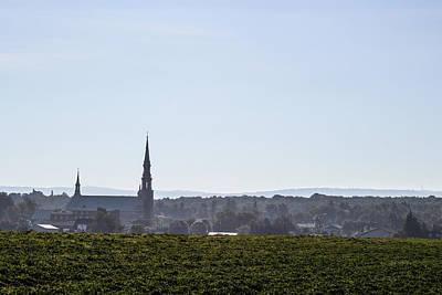 Landscape Photograph - Cap St-ignace by Julien Boutin